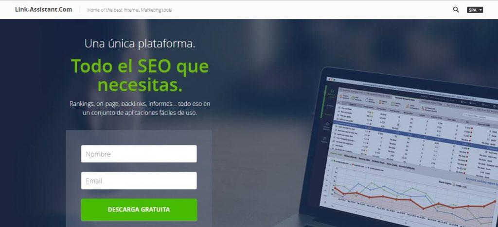 SEO Powersuite herramientas SEO